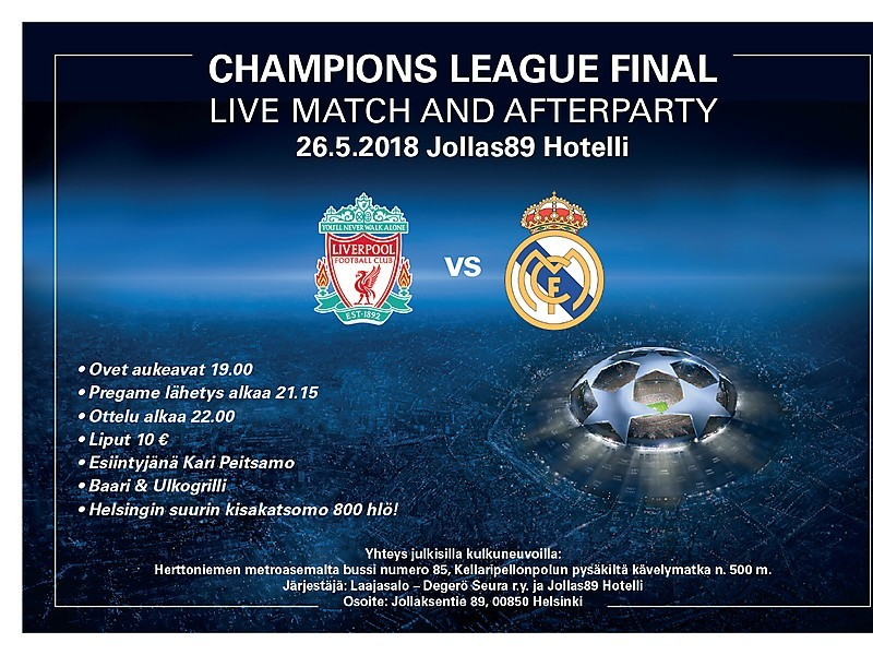 Championsleague final some